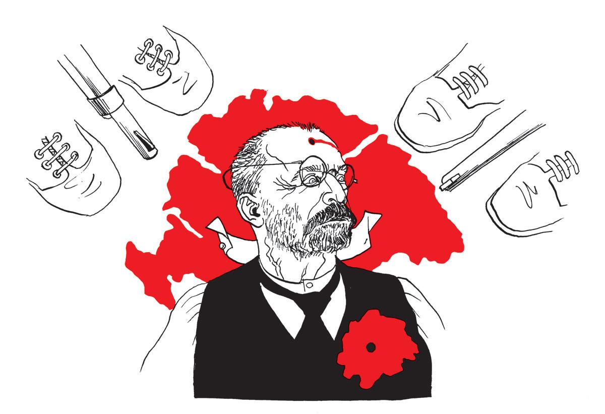 Gróf Tisza István, a mártír miniszterelnök