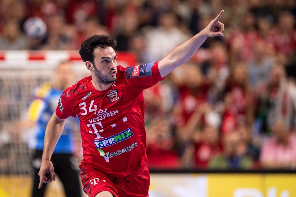Nenadic alaposan megszórta a Kielcét: a Veszprém szerb légiósa tizenkét gólt vágott