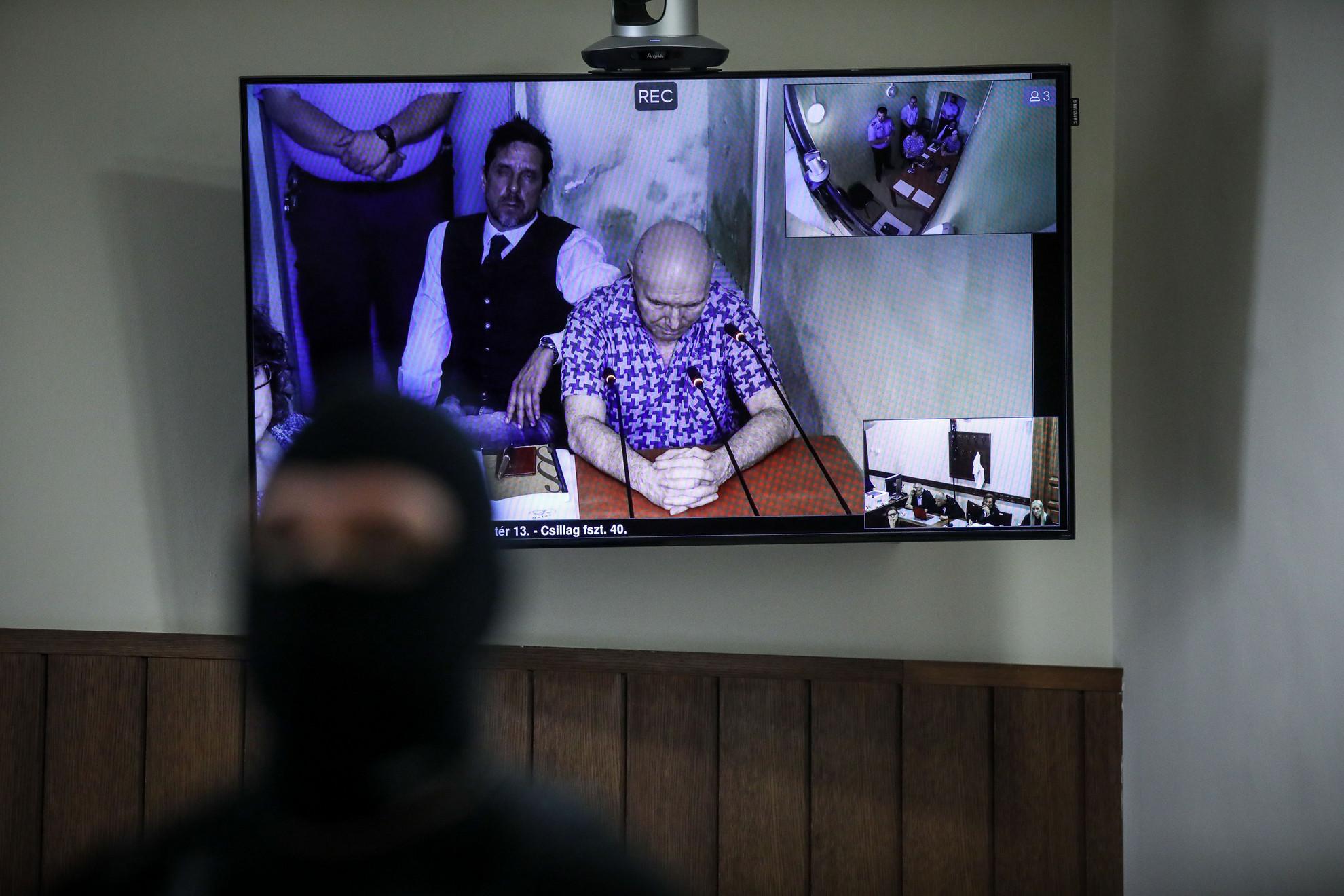 Rohác elmondása szerint 15 ezer márkáért vállalta a gyilkosságot