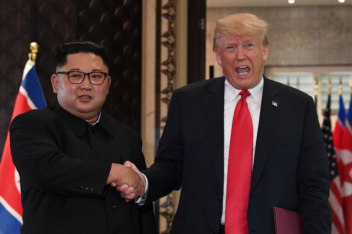 Trump újabb levelet kapott Kim Dzsong Untól