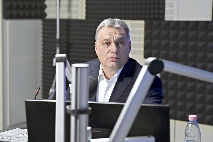 Orbán: A magyar érdek az, hogy a törökök Szíria felé nyissák ki a kapukat a migránsok előtt