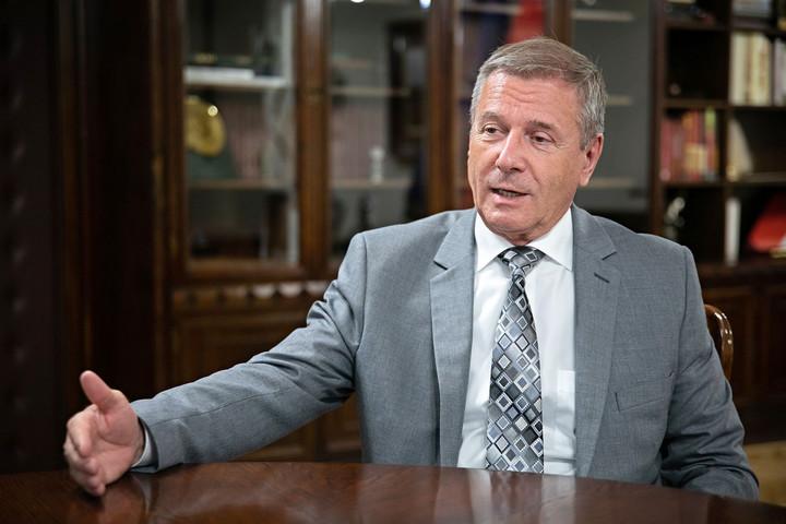 Benkő Tibor: A V4-ek egyre sikeresebb és növekvő láthatósággal bíró regionális szövetség