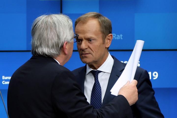 Tusk és Juncker: Nem tárgyalható újra a Brexit