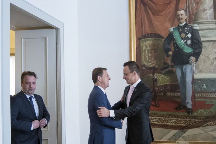 Szijjártó Péter: Hazánk érdeke az EU bővítése