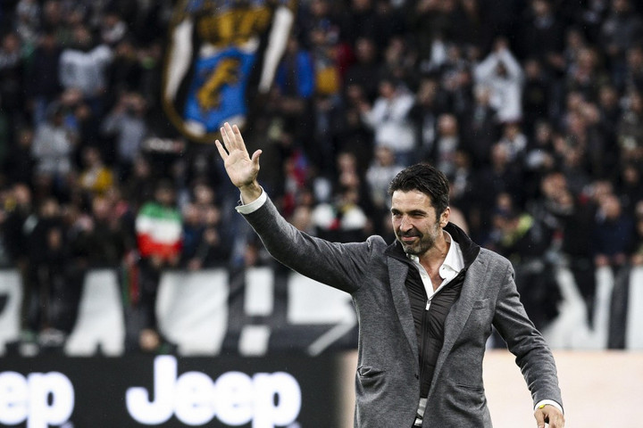 Buffon visszatérhet a Juventushoz