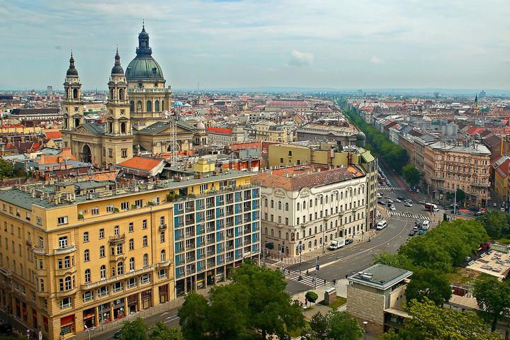 Tarol Budapest központi kerülete