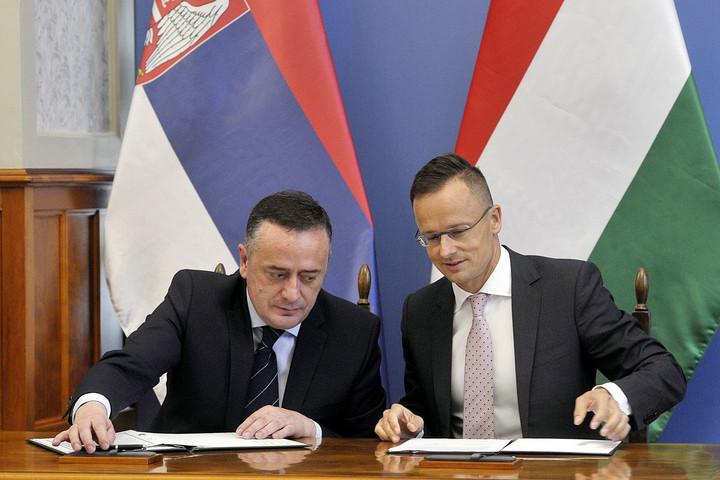 Gázvezetéket épít hazánk Szerbiával