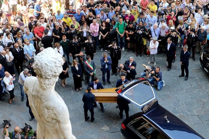 Végső búcsút vettek Franco Zeffirellitől