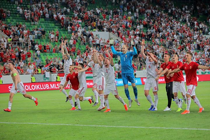 Magyarország kilenc helyet javított a FIFA-világranglistán
