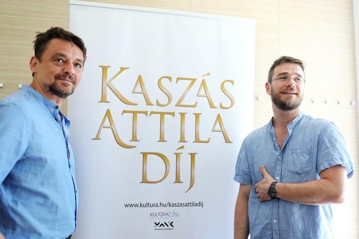 Kihirdették a Kaszás Attila-díj jelöltjeit