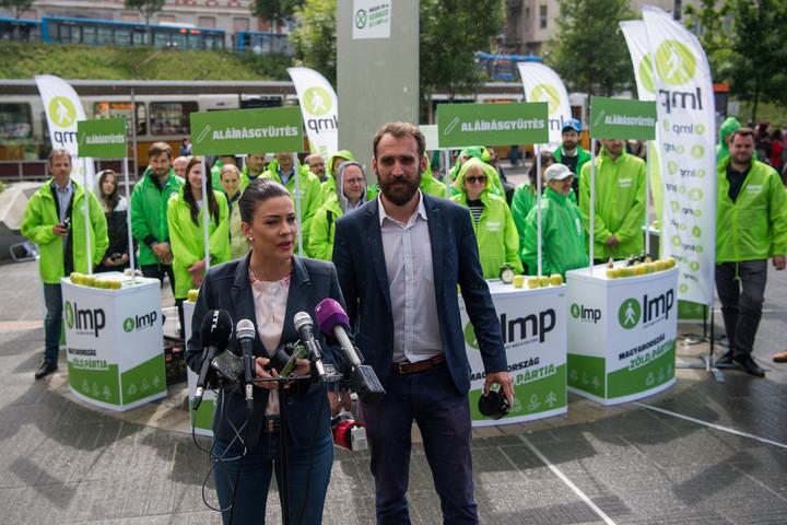 Júliusban dönt új vezetőiről az LMP