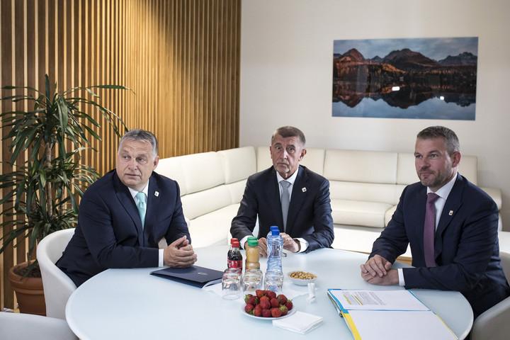 Brüsszelben tárgyal Orbán Viktor