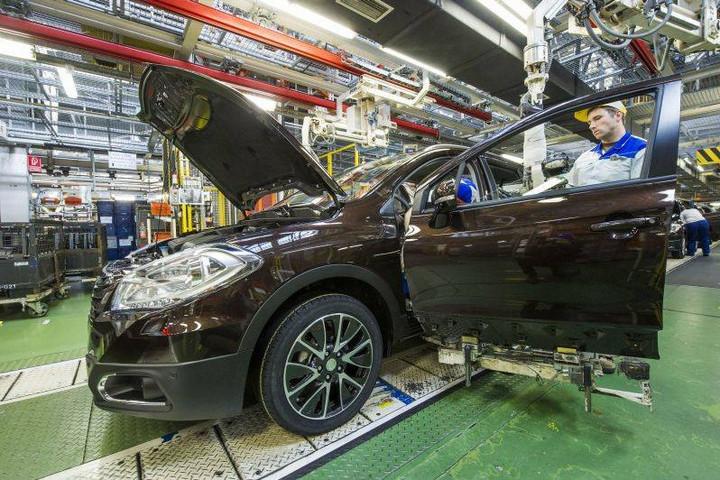 A Magyar Suzuki az idén is erőteljes növekedésben bízik