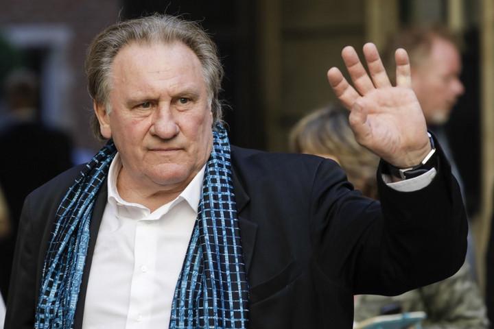 Nem vizsgálódnak tovább a nemi erőszakkal megvádolt Gerard Depardieu ellen