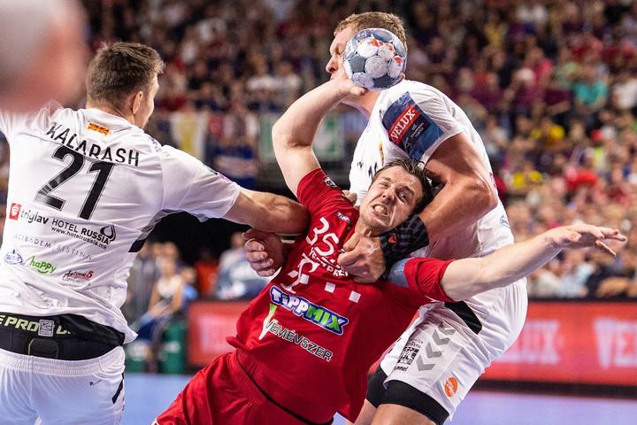 Kézilabda: Nem sikerült a bravúr, elbukta a BL-döntőt a Veszprém