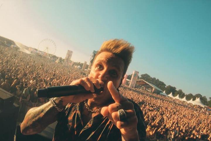 A Papa Roach és a Hollywood Undead jövőre együtt jön Budapestre