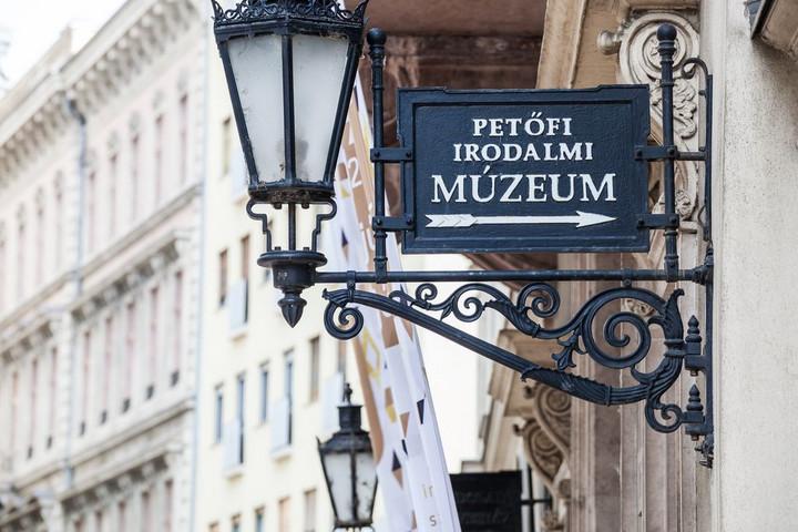 A Petőfi Irodalmi Múzeumhoz került a Nemzeti Tehetséggondozó