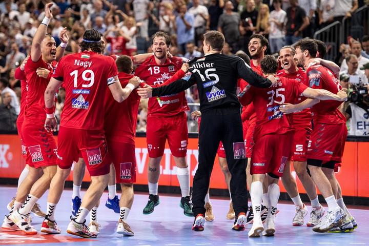 Kézilabda: A Kielce legyőzésével BL-döntős a Veszprém