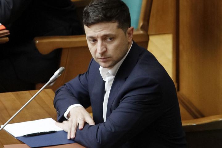 Tizenöt megye kormányzóját menesztette az ukrán elnök