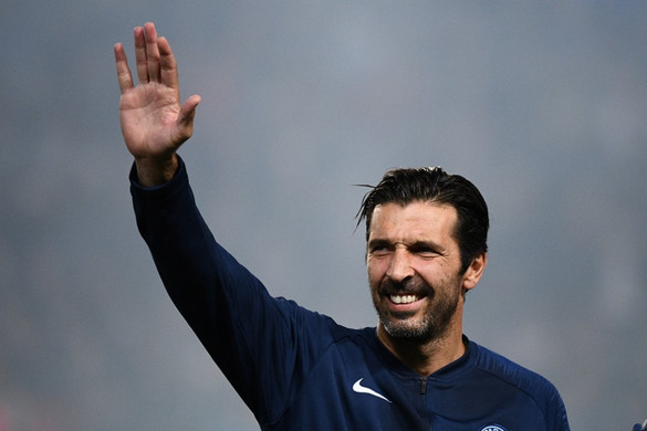 Gianluigi Buffon távozik a PSG-től