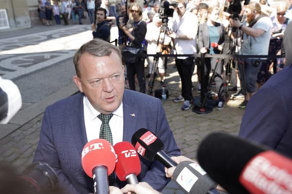 Lemondott a  dán miniszterelnök