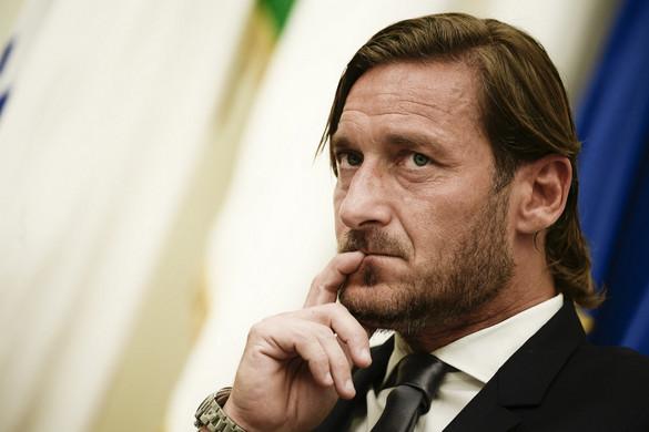 Kiborult Francesco Totti, távozik a Romától