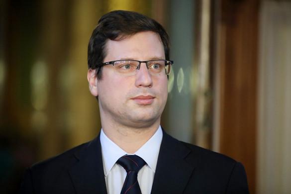 Gulyás: Konzervatív fordulatra van szükség az Európai Néppártban