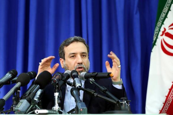 Teherán: Az amerikai drónt iráni légtérben lőtték le