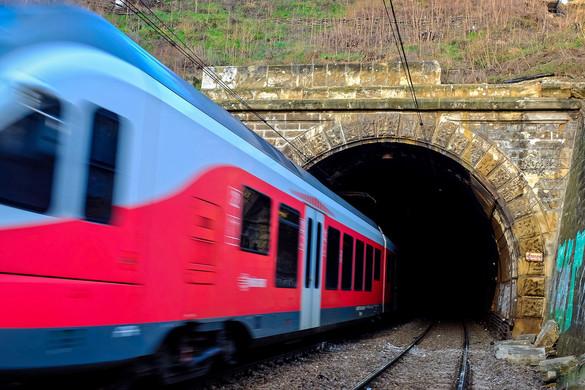 A vasút a szárazföldi áruszállítás leginkább környezetbarát módja