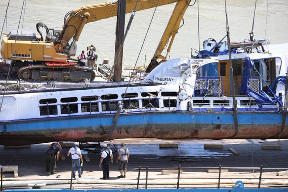 Azonosították a dunai hajótragédia egy újabb áldozatát