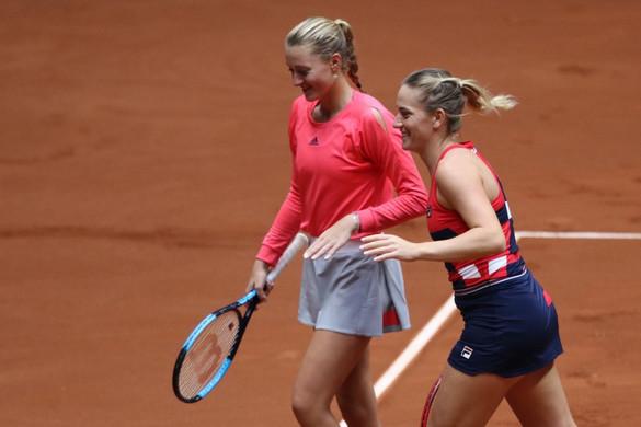 Babosék már negyeddöntősök a Roland Garroson