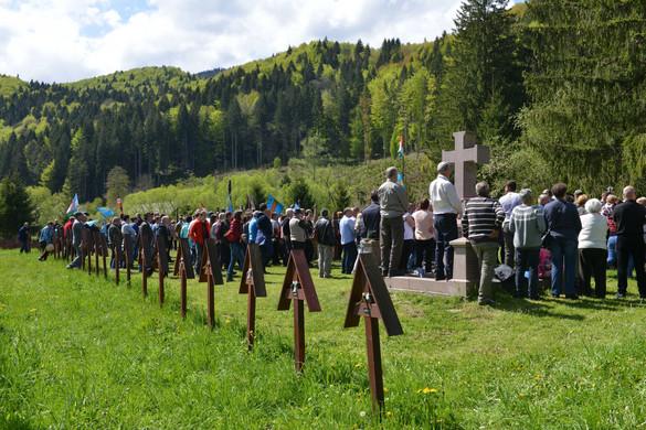 Az RMDSZ ellenzi az úzvölgyi sírkert államosítását