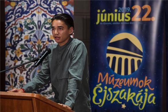 Megkezdődött a Múzeumok éjszakája programsorozat Budapesten