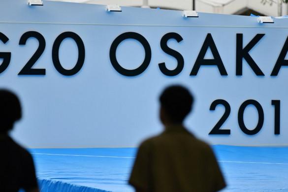 Megkezdődött a G20 oszakai csúcstalálkozója