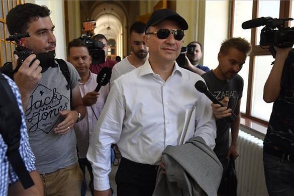 Megtagadta Gruevszki kiadatását a Fővárosi Törvényszék