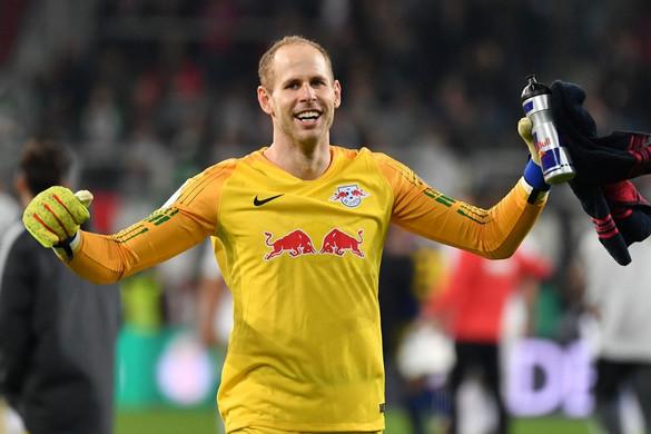 A játékostársak szerint is Gulácsi a Bundesliga legjobb kapusa