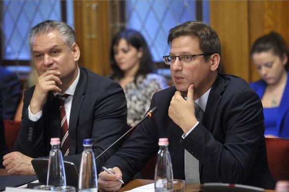 Gulyás: Alkalmas embert kell találni az Európai Bizottság élére