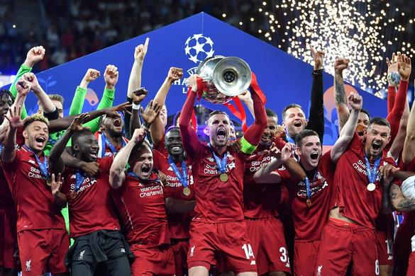 Szalah és Origi döntött, a Liverpool nyerte a BL-t