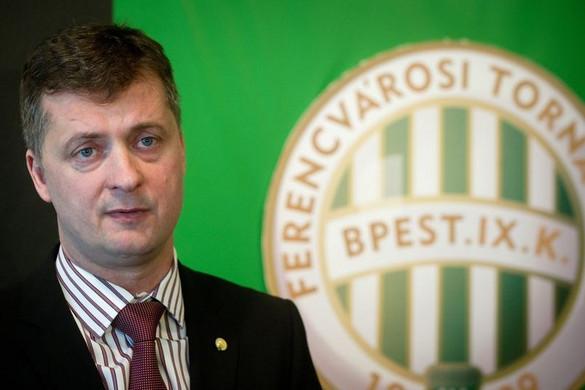 Kubatov: Rebrov már februárban felmondott a Ferencvárosnál