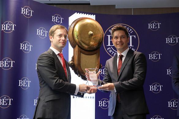 Már forognak az MKB Bank részvényei a BÉT-en