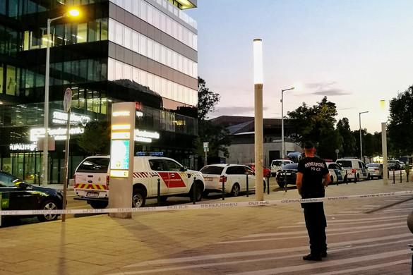 Gondatlanság okozta a halálos tüzet a MOM Sportközpont tetején