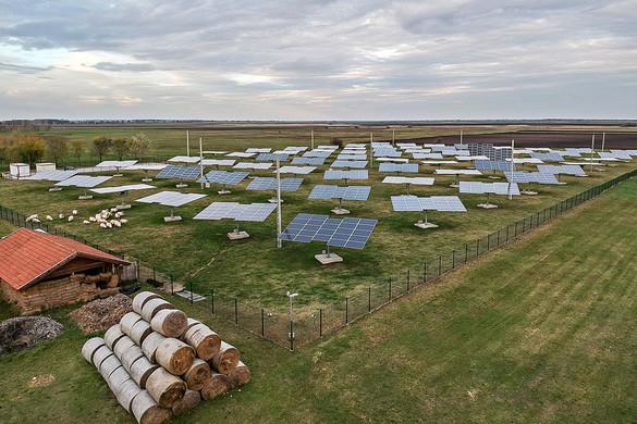 Teret nyernek  a megújuló  energiaforrások a nemzeti  energiamixben