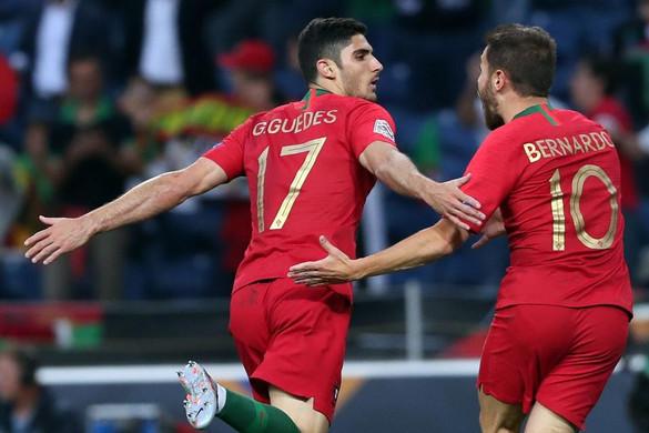 A portugálok az első győztesek a Nemzetek Ligájában