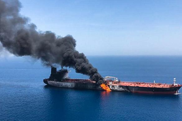 Irán elutasítja, hogy köze lenne a tartályhajók elleni támadásokhoz