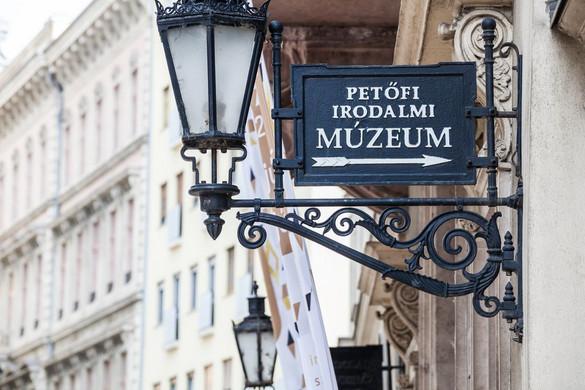 Új online tartalmakkal jelentkezik a Petőfi Irodalmi Múzeum