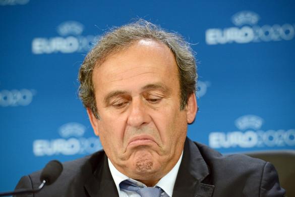 Elengedte a rendőrség a korábbi UEFA-elnök Platinit