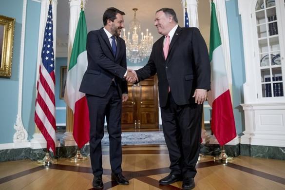 Olaszország és az Egyesült Államok soha nem állt ilyen közel egymáshoz