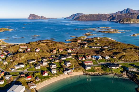 A világ első időmentes zónája lenne egy norvég sziget