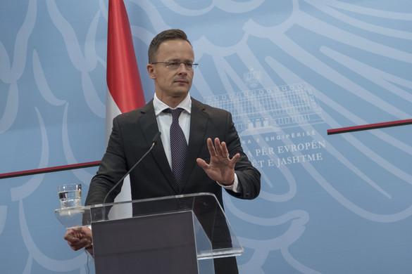 Szijjártó: Magyarország az egyik legfontosabb uniós politikának tartja a bővítést