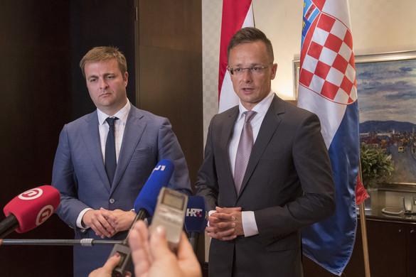 """""""Magyarországnak érdeke a horvát cseppfolyósított földgázterminál megépítése"""""""
